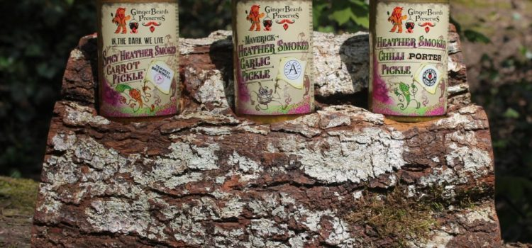 GingerBeard's Preserves Newsletter May 2016
