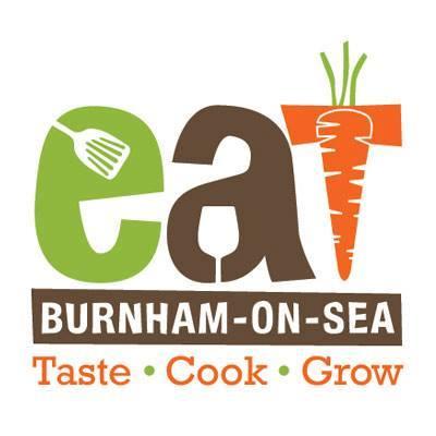 Image result for logo for burnham on sea food festival 2018