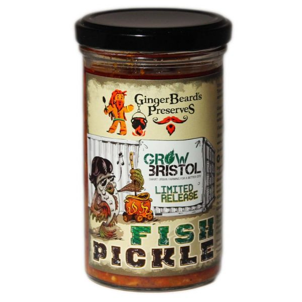 Indian Style Fish Pickle