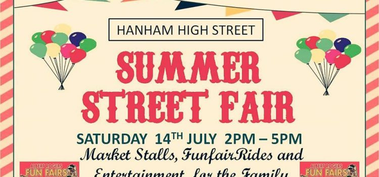 Hanham High Street Summer Fair