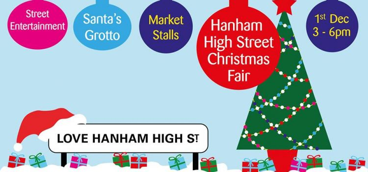 Hanham High Street Christmas Fair