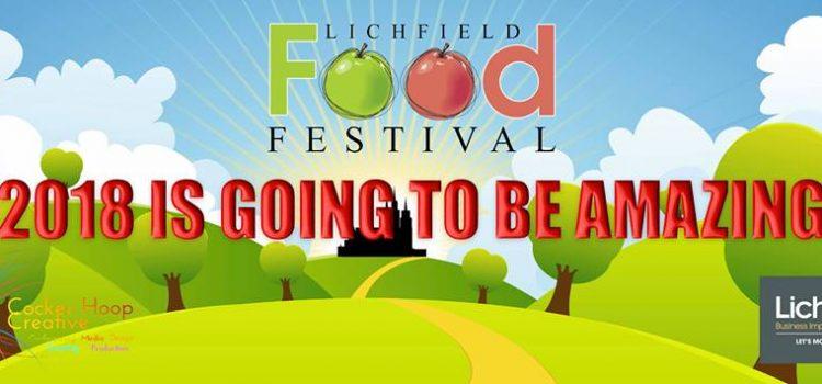 Lichfield Food & Drink Festival
