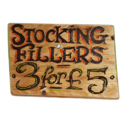 3 for £5 on Stocking Fillers