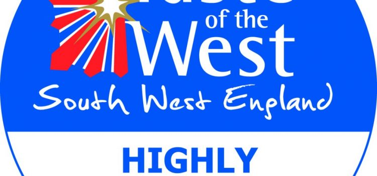 Taste of the West Highly Commended 2017