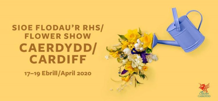 CANCELED – RHS Flower Show Cardiff
