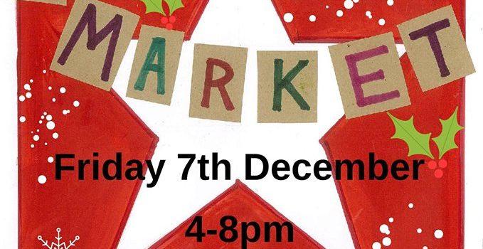 St Werburghs Community Center Christmas Market